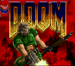 Doom - and thus starts my favorite FPS! - User Screenshot